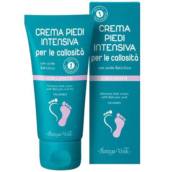 Crema  intens hidratanta cu acid salicilic pentru picioare - Speciale Piedi, 50 ML