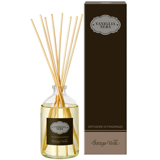 Difuzor de parfum cu aroma de vanilie neagra - Vaniglia Nera, 100 ML