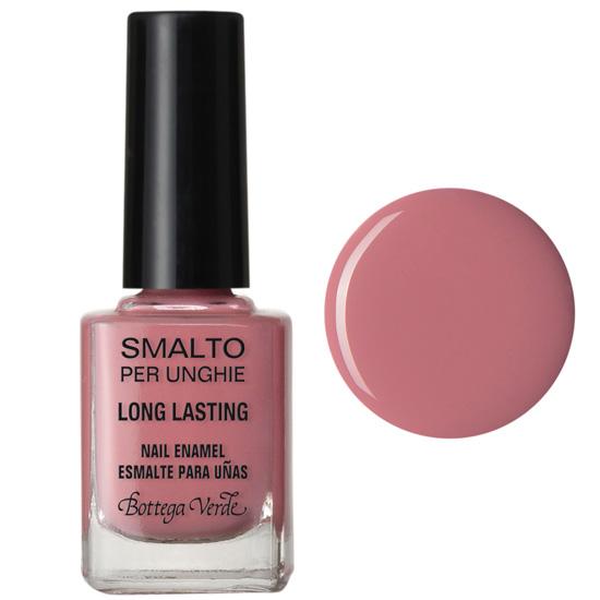 Lac de unghii stralucitor, roz vintage - Smalto, 10 ML
