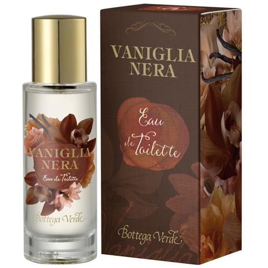 Apa de toaleta cu aroma de vanilie neagra - Vaniglia Nera, 30 ML