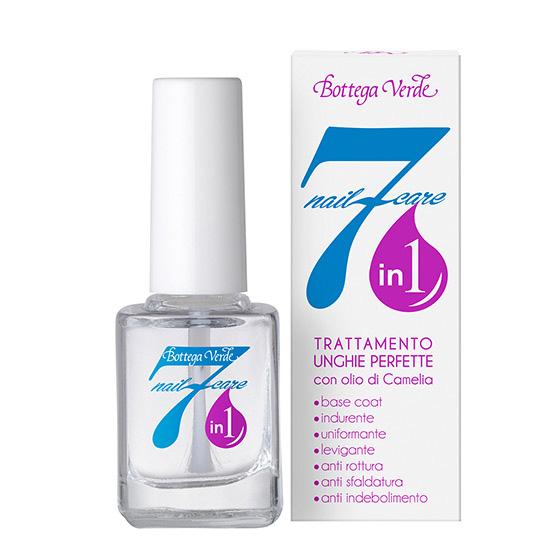 Tratament 7-in-1 pentru unghii perfecte - Manicure, 10 ML