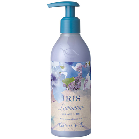 Sapun lichid cu lapte de iris - Iris, 250 ML