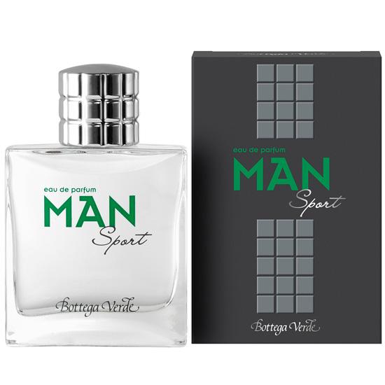 Apa de parfum Sport - Man, 50 ML