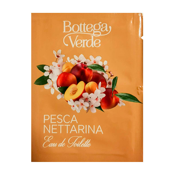 Mostra apa de toaleta cu aroma de nectarine - Pesca Nettarina, 1.5 ML