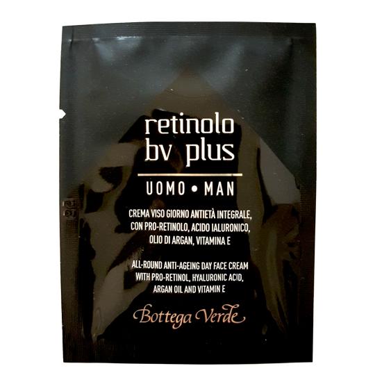 Mostra - Crema anti-imbatranire de zi, cu pro-Retinol, acid hialuronic, ulei de argan si vitamina E - Retinolo Bv Plus, 1.5 ML