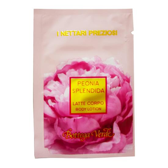 Mostra - Lapte de corp Peonia Splendida - I Nettari Preziosi, 4 ML