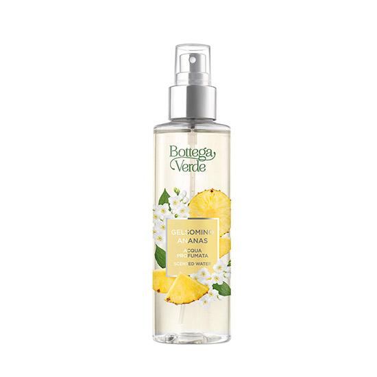 Apa parfumata cu note de iasomie si ananas, editie limitata, 150 ML