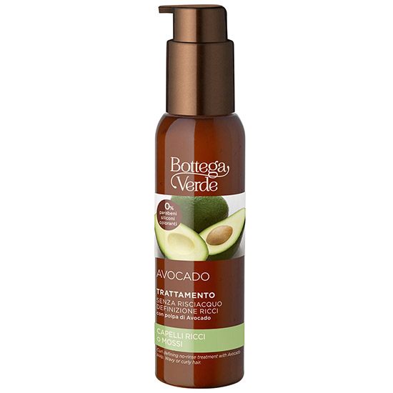 Tratament pentru definirea buclelor cu extract de avocado - Avocado, 150 ML