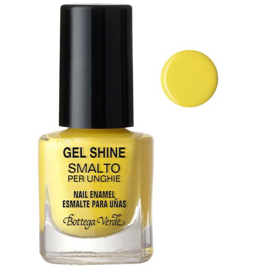 Lac de unghii, galben - Gel Shine  (5 ML)
