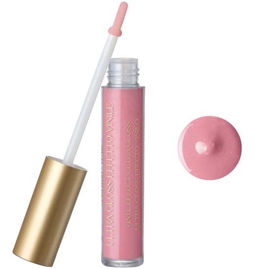 Luciu de buze cu extract de piersica si vitamina E, roz natural (5 ML)
