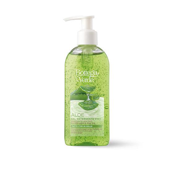 Gel de curatare pentru toate tipurile de piele cu extract de aloe vera - Aloe, 200 ML