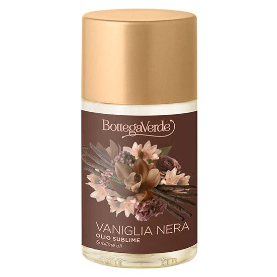 Ulei de corp, hidratant, cu extract de vanilie neagra si ulei de migdale dulci - Vaniglia Nera, 100 ML