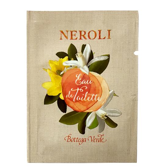 Mostra - Apa de toaleta cu aroma de flori de portocal - Neroli, 1 ML