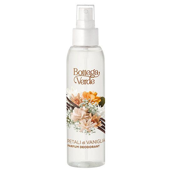 Parfum deodorant, delicat, cu aroma de vanilie - Petali di Vaniglia, 125 ML