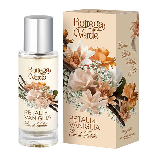 Apa de toaleta cu petale de vanilie - Petali di Vaniglia, 30ML