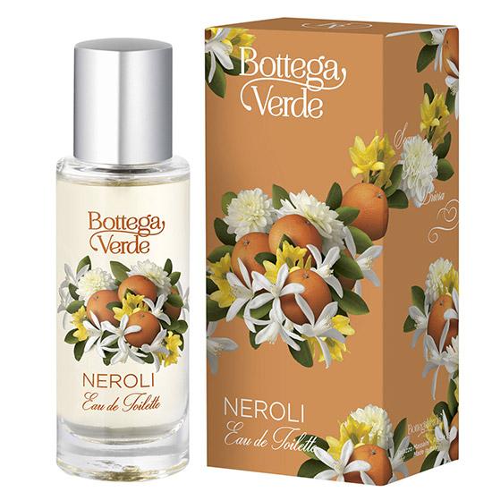 Apa de toaleta cu aroma de flori de portocal - Neroli, 30 ML