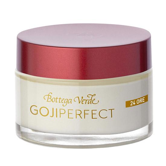 Tratament antirid 24 h cu pro-retinol si extract de goji - Goji Perfect, 50 ML