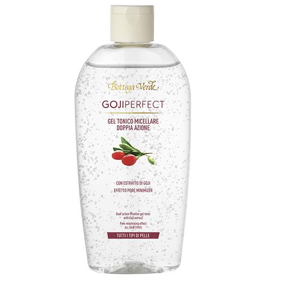 Gel tonic, pentru toate tipurile de ten, cu extract de goji - Goji Perfect, 200 ML