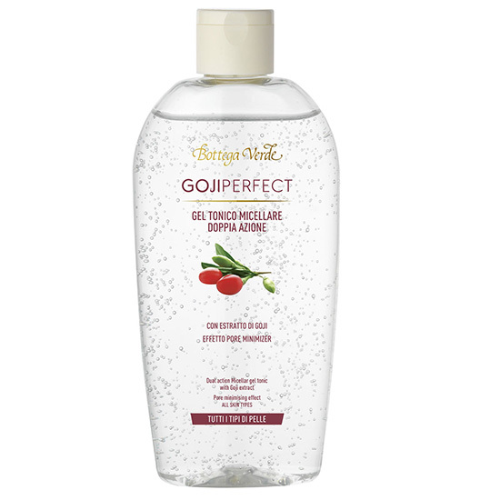 Lotiune micelara cu extract de goji - Goji Perfect, 200 ML