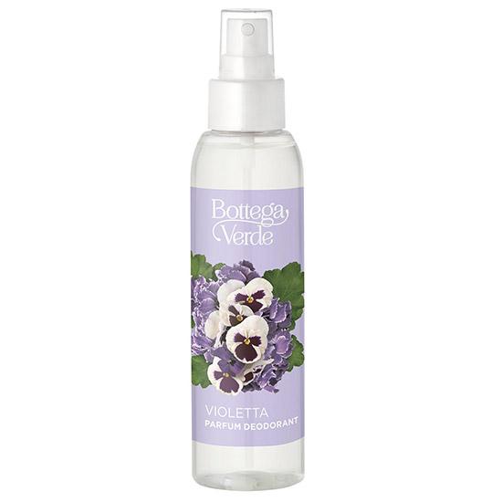 Parfum deodorant, delicat, cu aroma de violete - Violetta, 125 ML