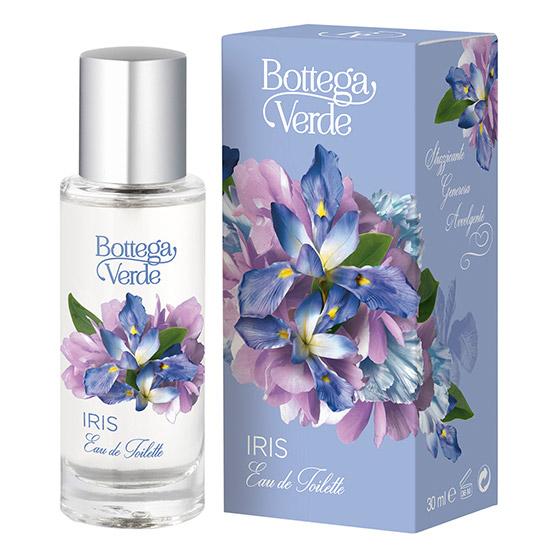 Apa de toaleta cu aroma de iris - Iris, 30 ML
