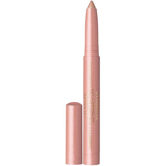 Fard de pleoape, stick cremos, rezistent la apa, cu vitamina C si E, roz natural - My color