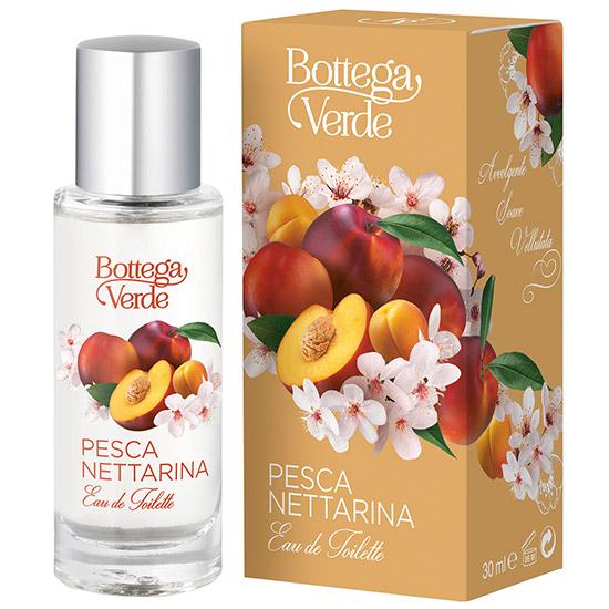 Apa de toaleta cu aroma de nectarine - Pesca Nettarina, 30ML