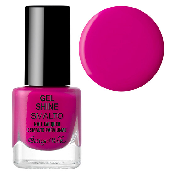 Lac de unghii, fuchsia - Gel Shine, 5 ML