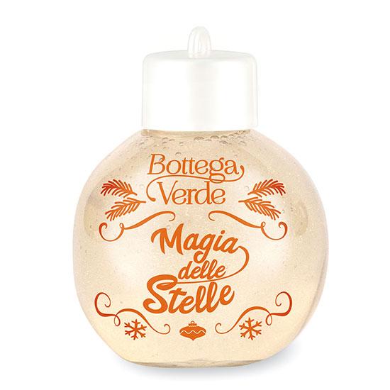 Gel de dus, delicat, cu extract de patchouli si bergamota, editie limitata - Magia della Stelle, 100 ML