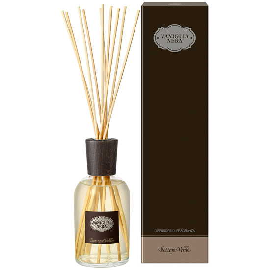 Difuzor de parfum cu aroma de vanilie neagra - Vaniglia Nera, 250 ML