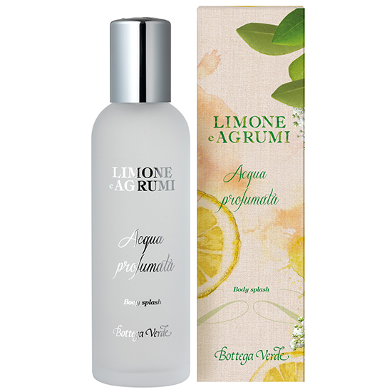 Lamaie si citrice - Apa parfumata (100 ml)