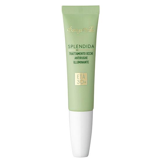 Crema de ochi, impotriva ridurilor timpurii, cu extract de fructe de cactus si vitaminele B5 - Splendida, 10 ML