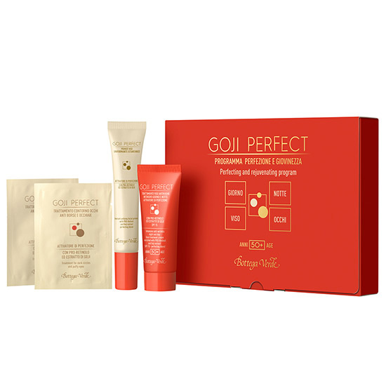 Set tratament Goji 50+ - Goji Perfect, 15 ML, 10 ML