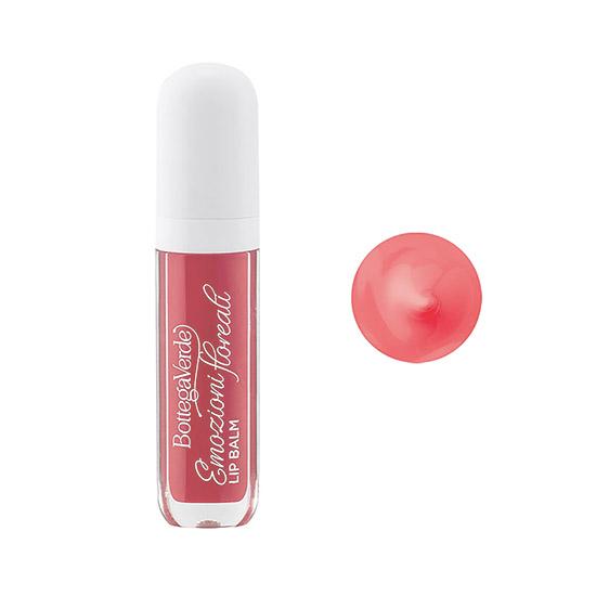 Balsam de buze cu extract de trandafir, roz natural - Emozioni Floreali