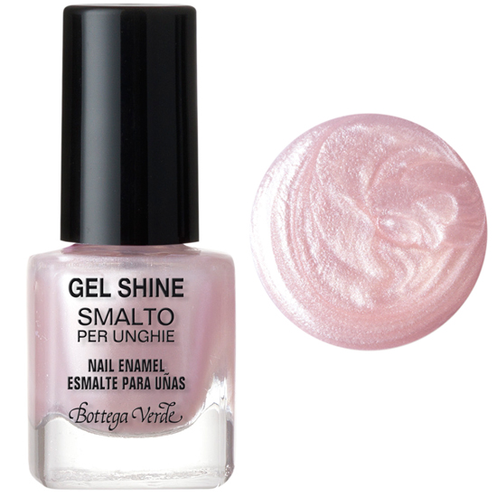 Gel shine - Lac de unghii  - roz sidefat (5 ML)