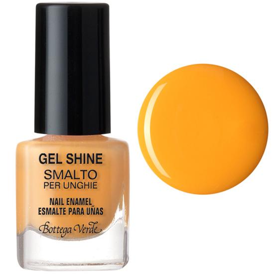 Lac de unghii, galben stralucitor - Gel Shine, 5 ML