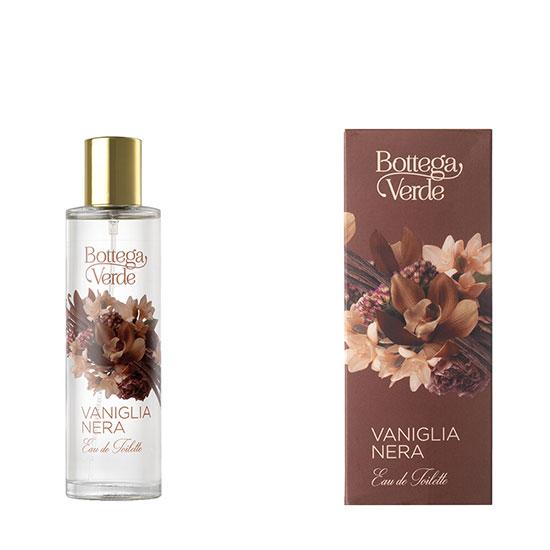 Apa de toaleta cu aroma de vanilie neagra - Vaniglia Nera, 100 ML