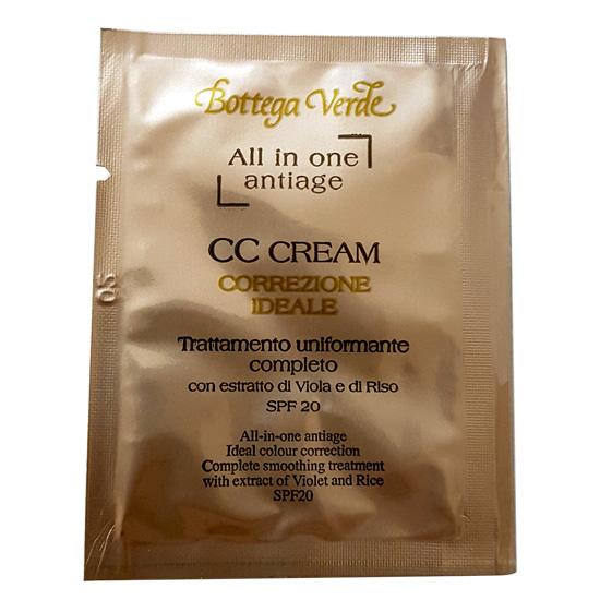 CC cream cu extract de orez, nude