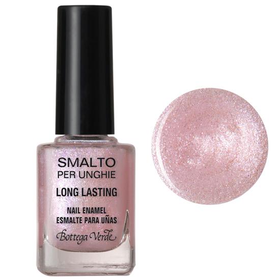 Lac de unghii cu rezistenta indelungata  - roz cu irizatii (10 ML)