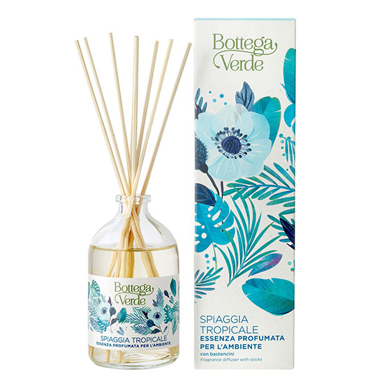 Difuzor de camera cu aroma de nuca de cocos si vanilie - Spiaggia tropicale, 100 ML