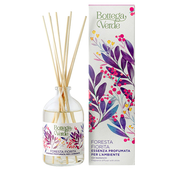 Difuzor de camera cu aroma de flori de padure - Foresta fiorita, 100 ML
