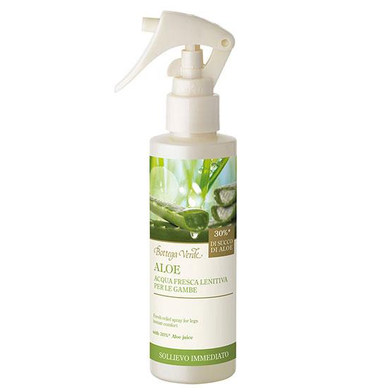 Spray racoritor pentru picioare cu aloe vera - Aloe, 200 ML
