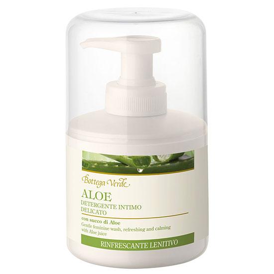 Sapun lichid pentru igiena intima cu aloe vera - Aloe, 200 ML