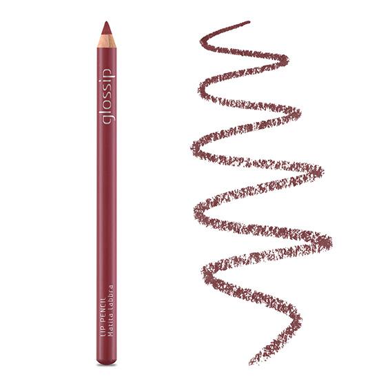 Creion de buze, maroniu - Glossip  (1.1 G)