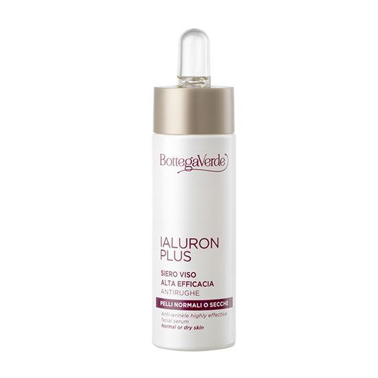 Ser pentru fata, foarte eficient, cu efect de umplere, cu acid hialuronic concentrat - Ialuron Plus, 30 ML