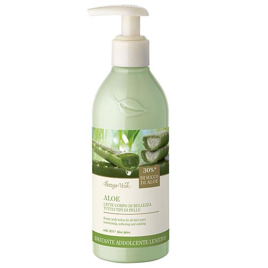 Lapte de corp hidratant si calmant, cu extract de aloe vera - Aloe, 250 ML