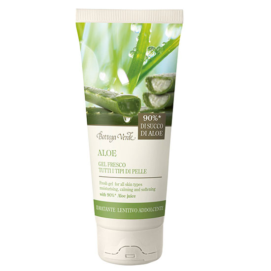 Gel racoritor pentru corp, cu 90% extract de aloe vera - Aloe, 100 ML