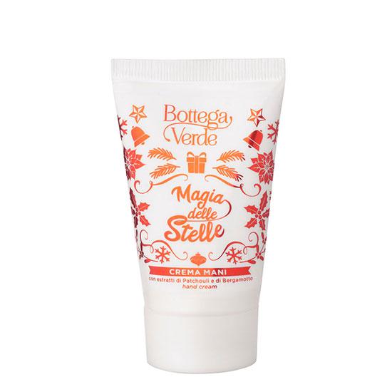 Crema de maini cu extract de patchouli si bergamota, editie limitata - Magia delle stelle, 30 ML