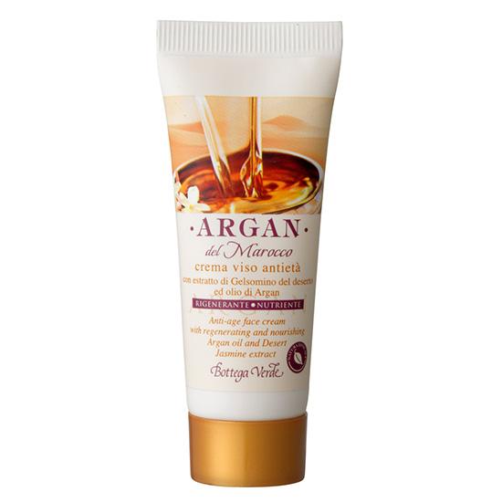 Travel size crema de fata cu extract de iasomie si ulei de argan