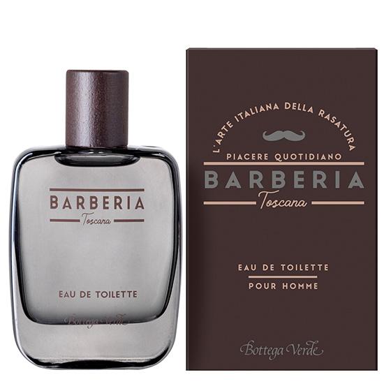 Apa de toaleta - Barberia Toscana - Barberia Toscana, 50 ML